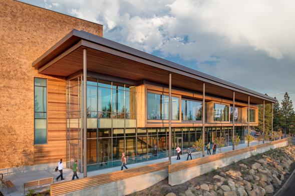 COCC Science Center – Yost Grube Hall Architecture ...